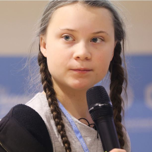 Greta Thunberg is a fearless, badass warrior working to ...