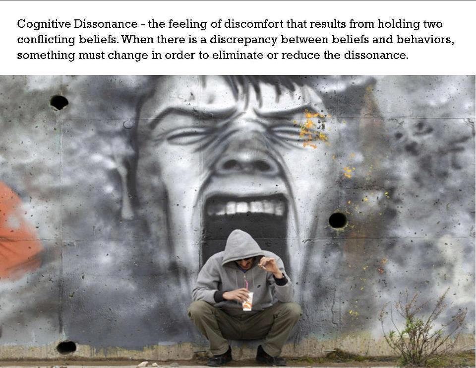 cognitive-dissonance